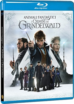 Animali Fantastici - I Crimini Di Grindelwald (2018).avi BDRiP XviD AC3 - iTA