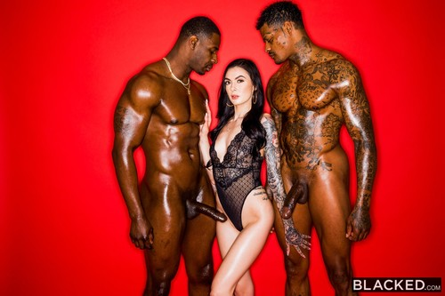 [Blacked] Marley Brinx – Share Me