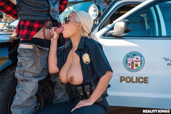 RKPrime – Bridgette B – To Serve And Protect