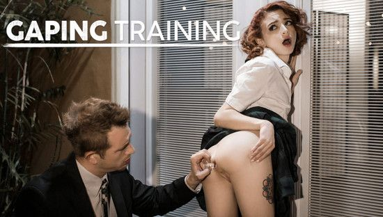 PureTaboo – Lola Fae – Gaping Training
