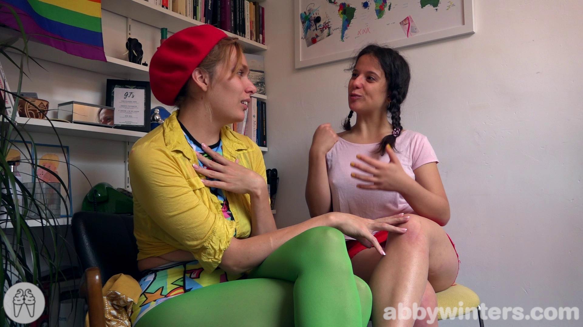 Alessia And Layla K Lesbian