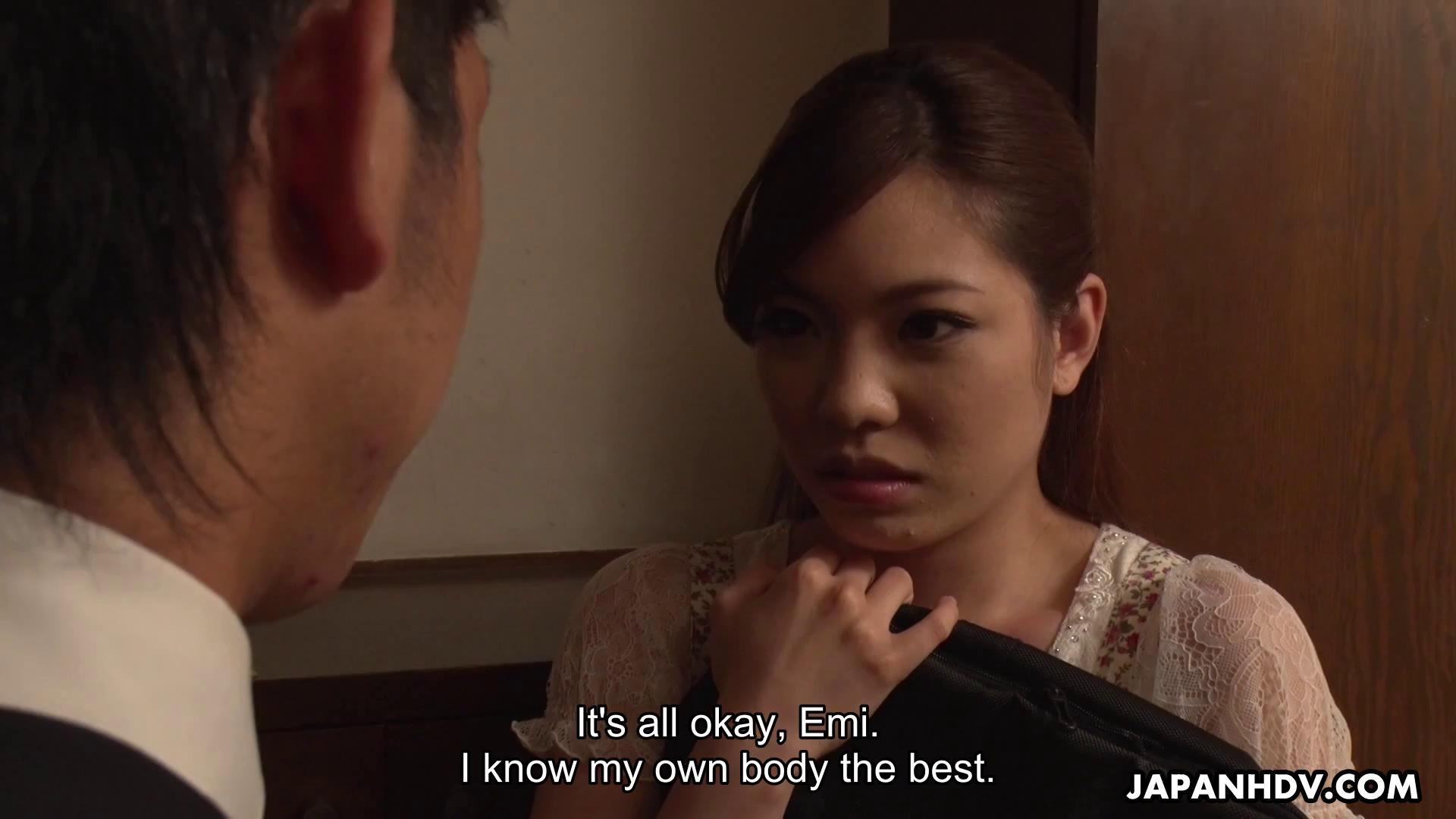 JapanHDV – Emi Sasaki