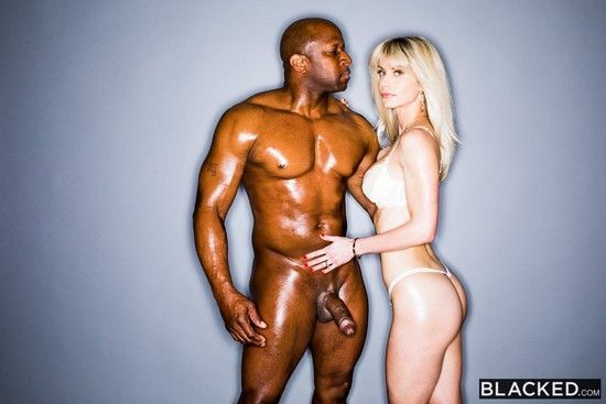 [Blacked] Cassie Bender – You Talk Too Much